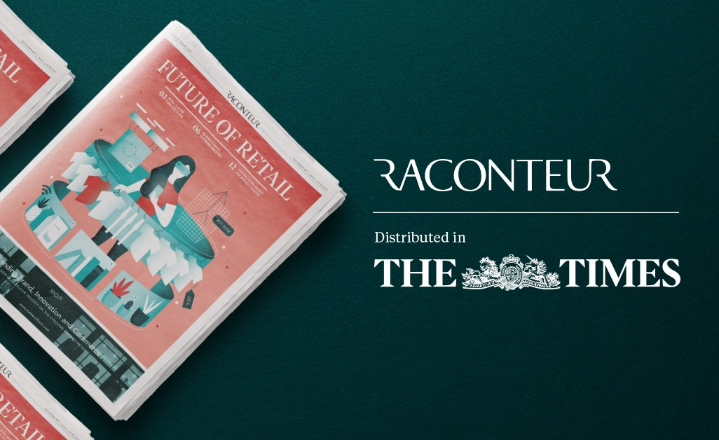 Mood Media in Raconteur's Future of Retail report